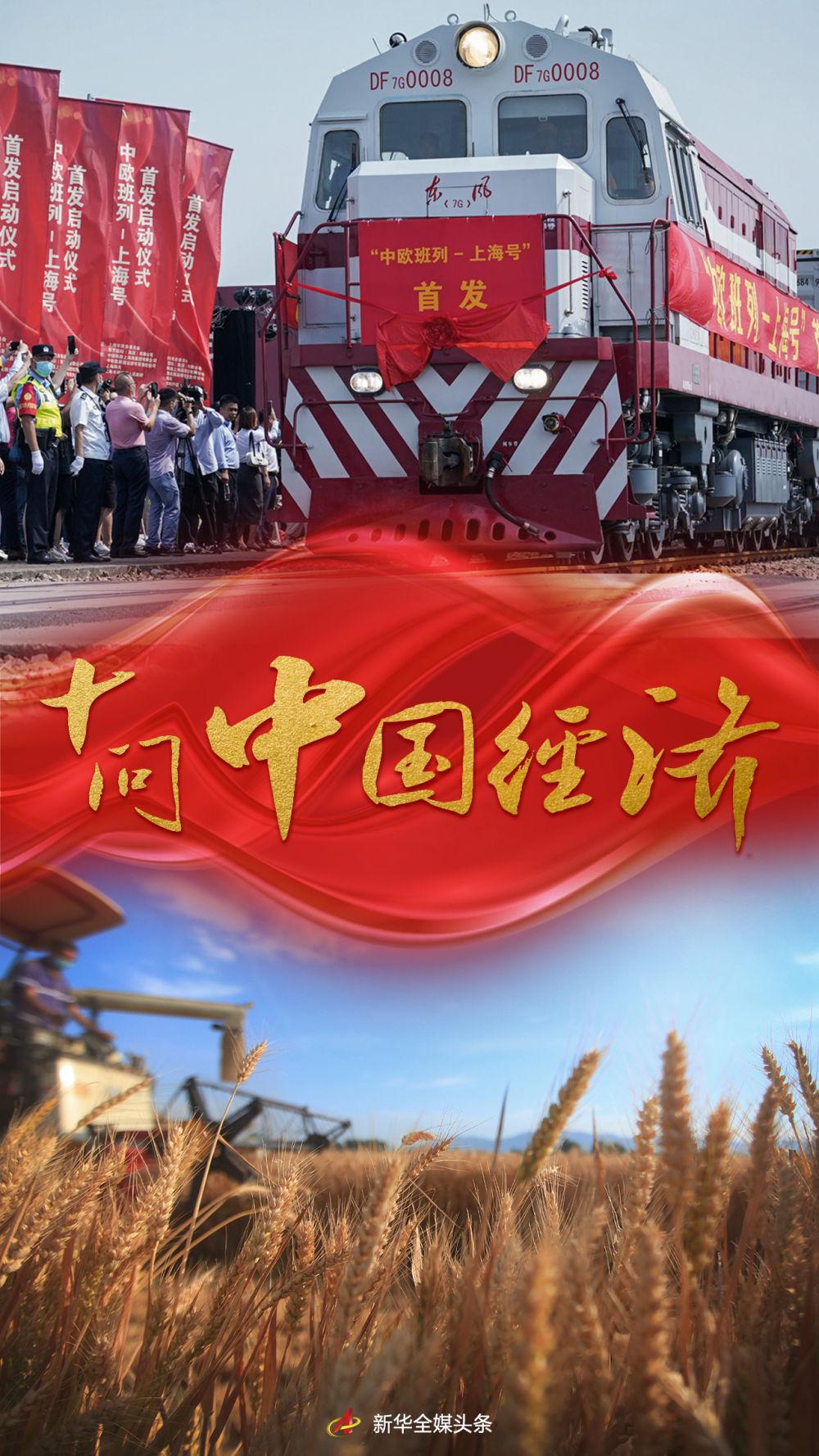 新华社重磅文章:十问中国经济